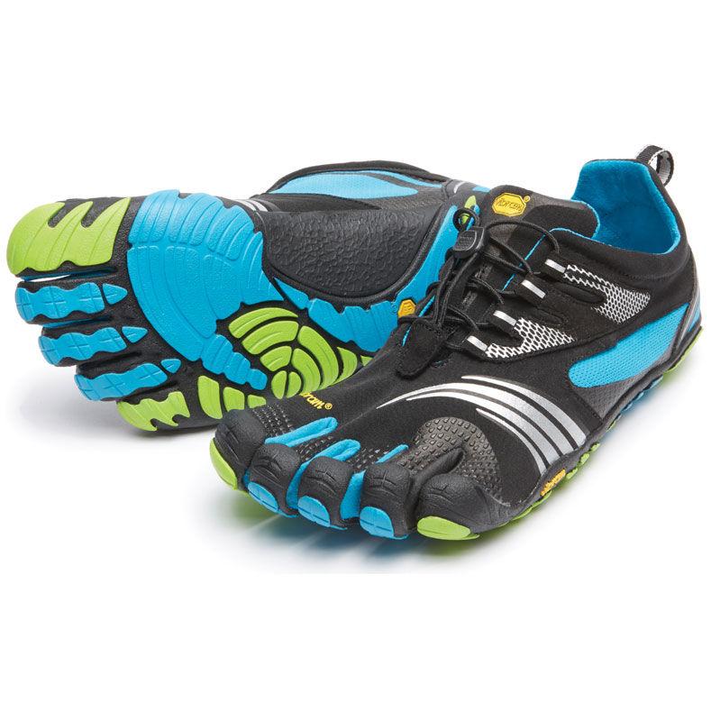 photo of a Vibram trail shoe