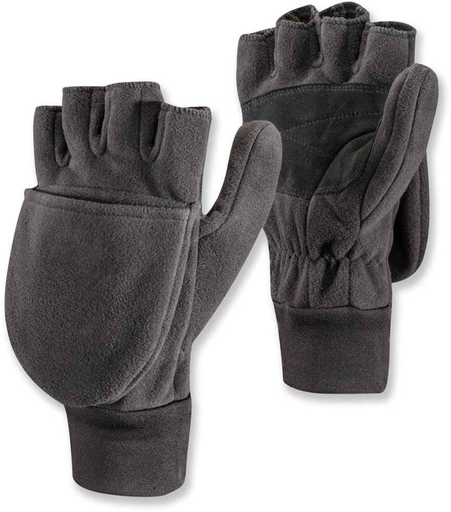 Black Diamond WindWeight Fleece Mitts