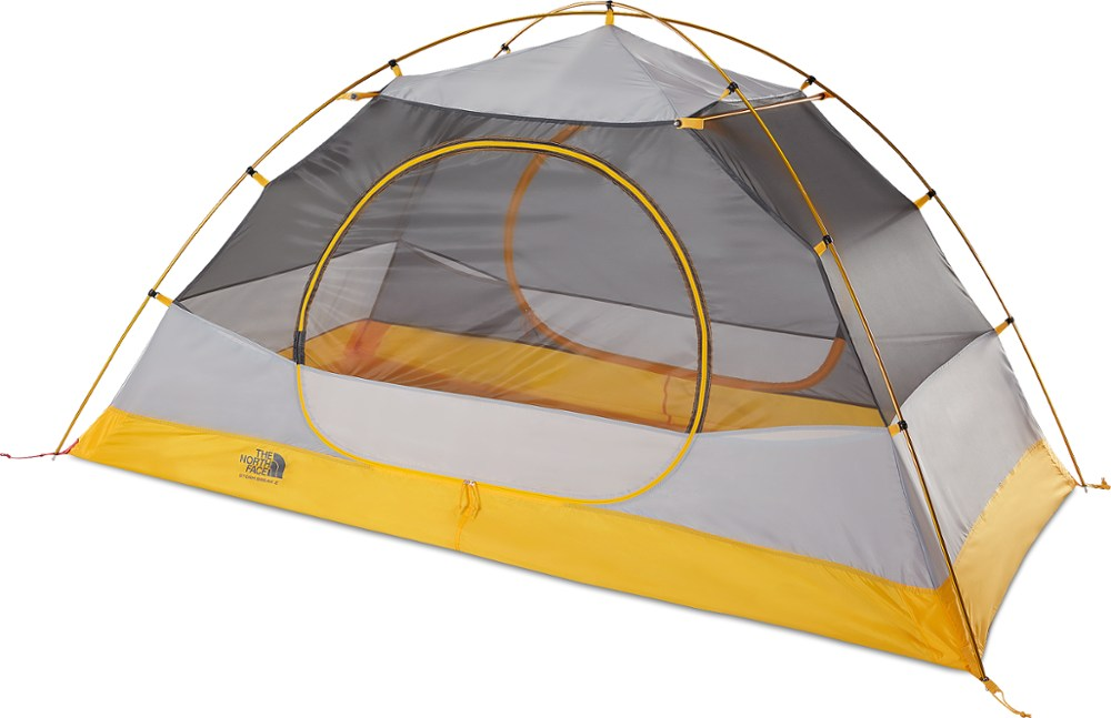 photo: The North Face Stormbreak 2 three-season tent