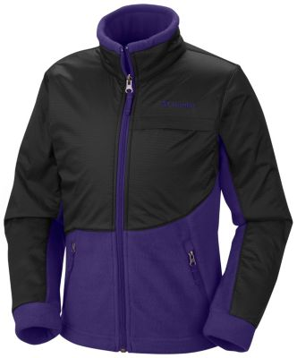 photo: Columbia Benton Springs Overlay fleece jacket