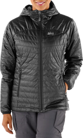 photo: REI Women's Revelcloud Hoodie Jacket synthetic insulated jacket