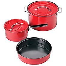 photo: Coleman Family Cook Set pot/pan