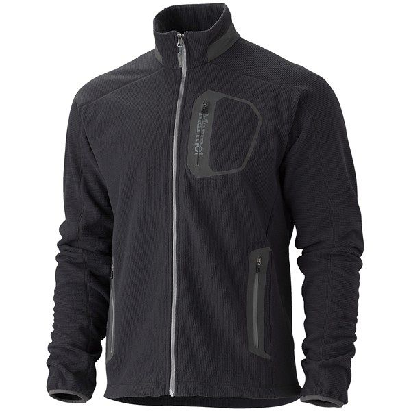 photo: Marmot Alpinist Tech Fleece Jacket fleece jacket