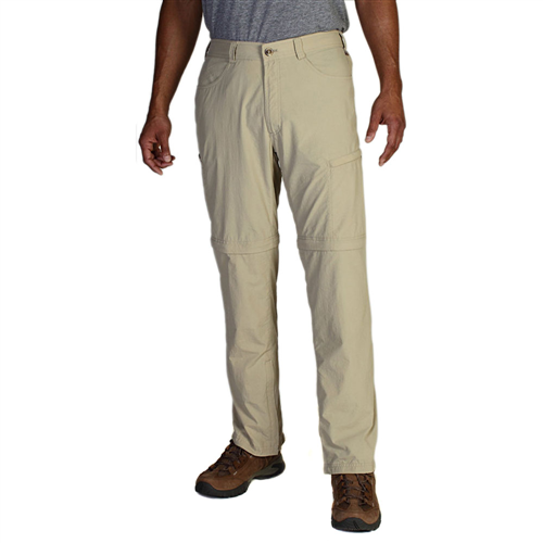 photo: ExOfficio Men's BugsAway Ziwa Convertible Pant hiking pant