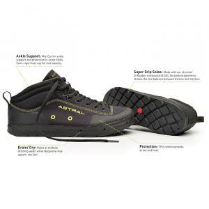 Astral Rassler Water Shoe