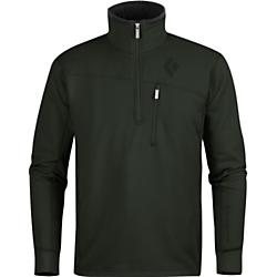 photo: Black Diamond Solution 1/4 Zip fleece top