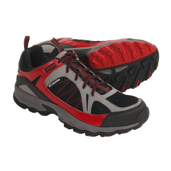 photo: Columbia Switchback trail running shoe