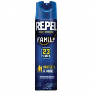 Repel Family Formula Pump Spray