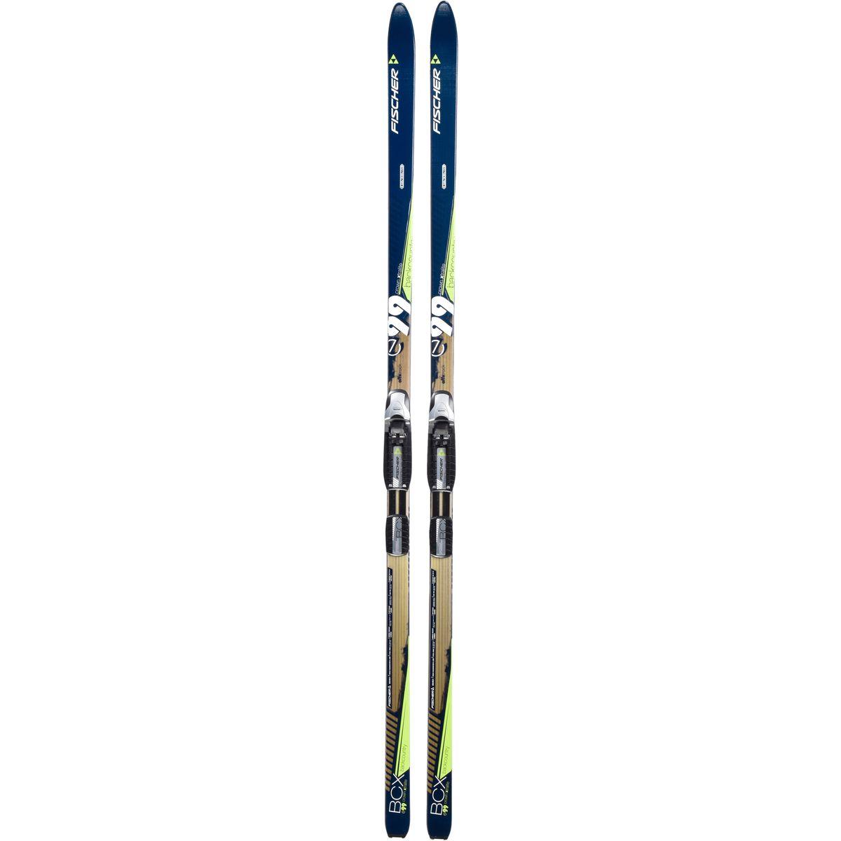 photo: Fischer E99 Crown nordic touring ski