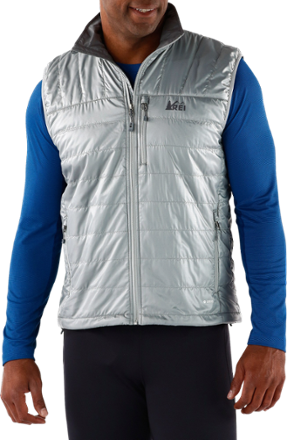 photo: REI Men's Revelcloud Vest synthetic insulated vest