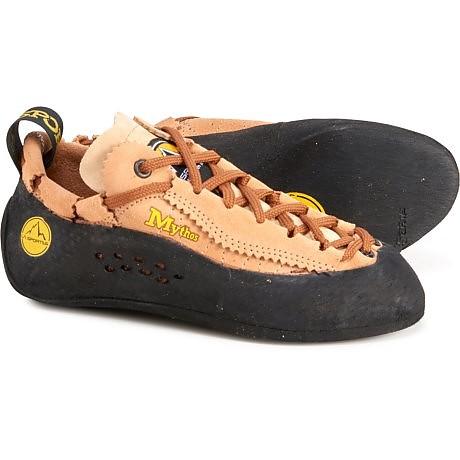 photo: La Sportiva Men's Mythos climbing shoe