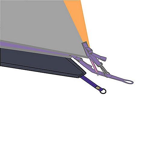 Mountain Hardwear Hammerhead 2 Footprint PL