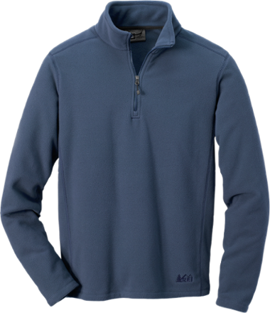 REI Quarter-Zip Fleece Pullover