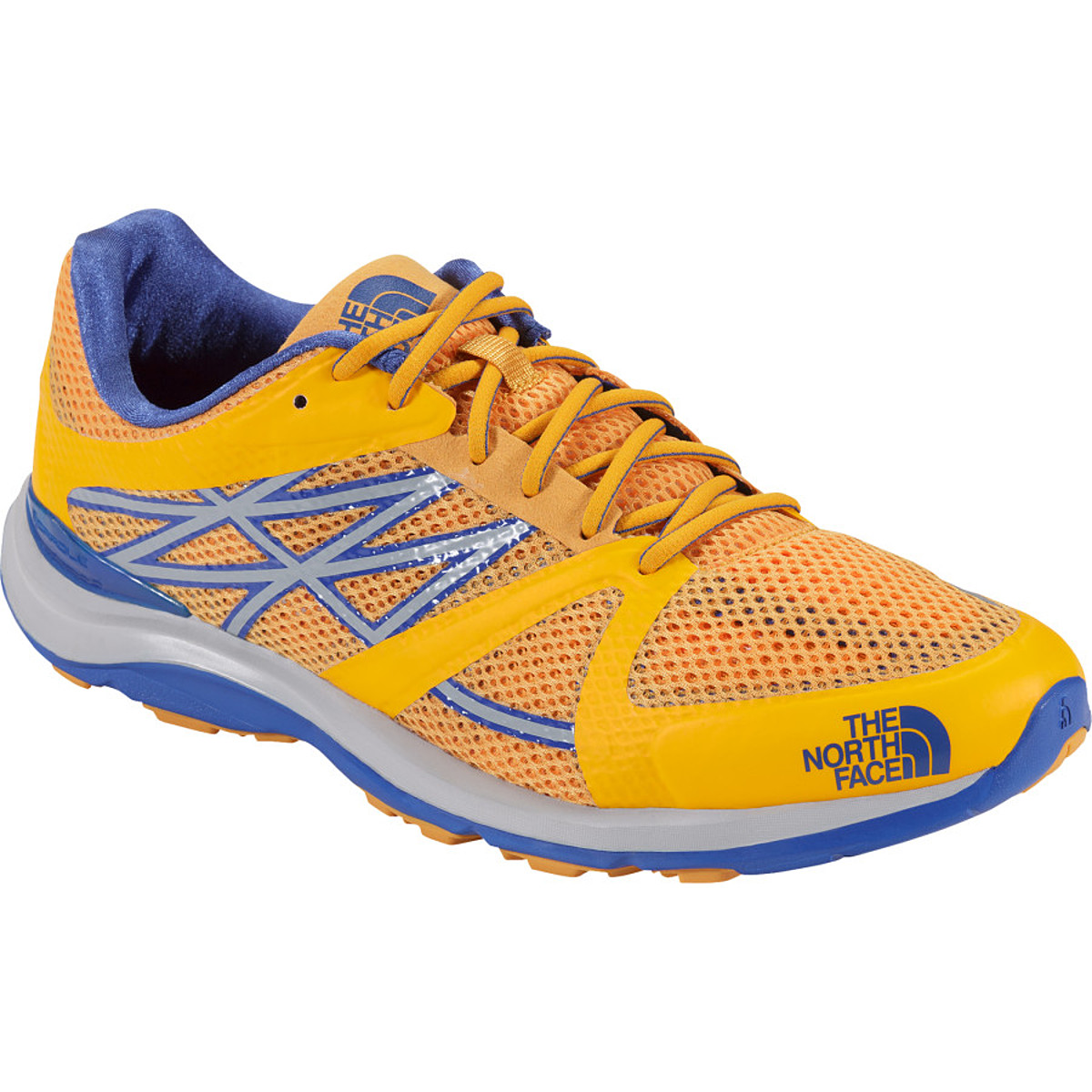 photo: The North Face Men's Hyper-Track Guide trail running shoe