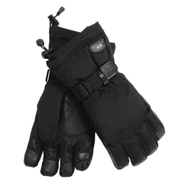 photo: Grandoe Pilot Gloves insulated glove/mitten