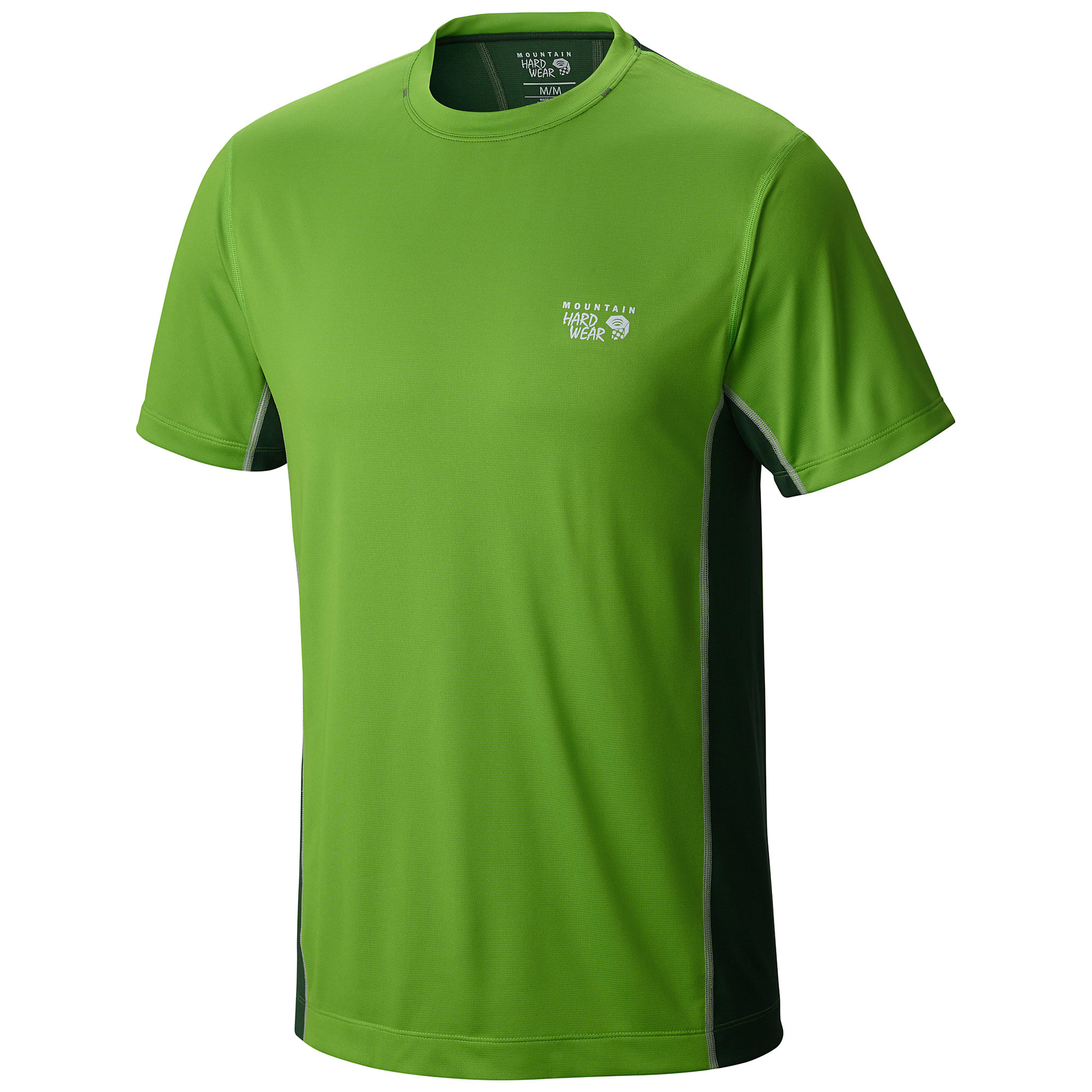 photo: Mountain Hardwear Men's Wicked Lite Short Sleeve T short sleeve performance top