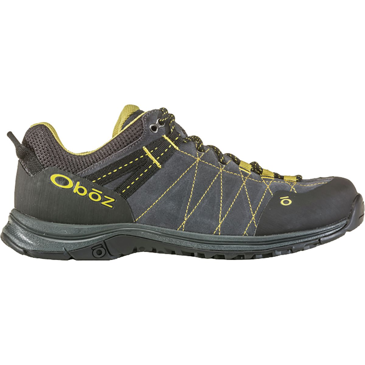 photo: Oboz Men's Hyalite Low trail shoe