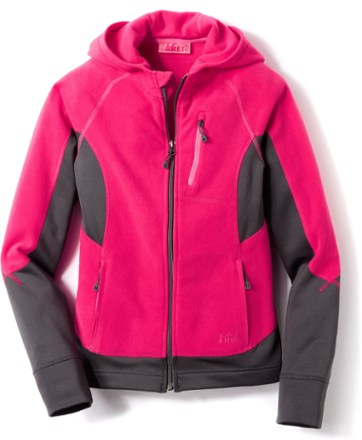 photo: REI Jaya Fleece Hoodie Jacket fleece jacket