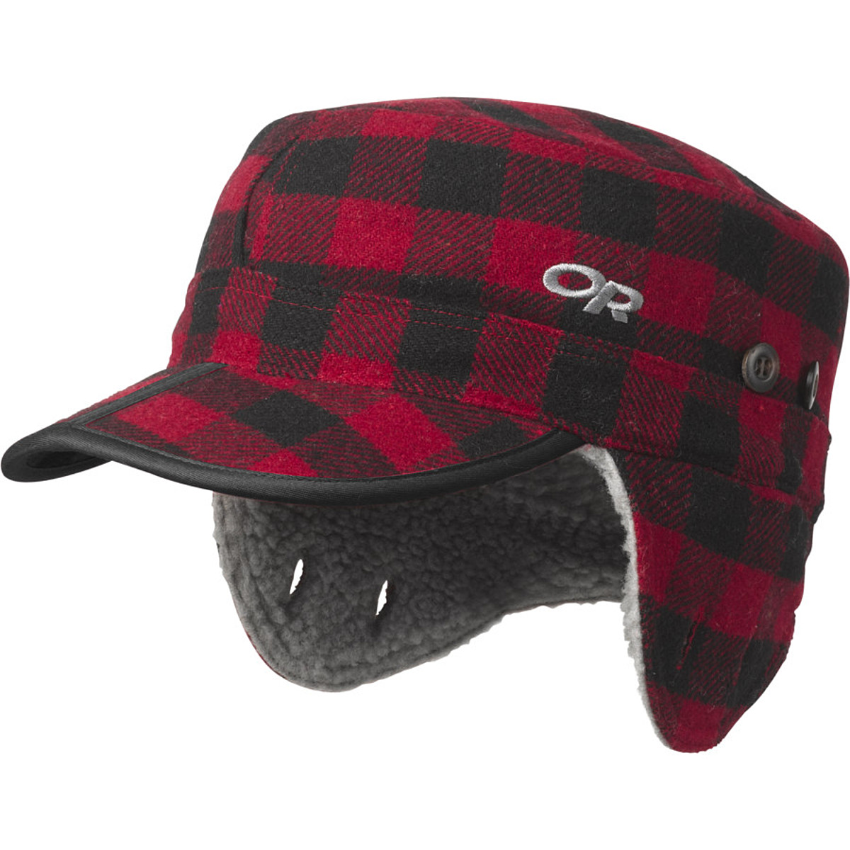 photo: Outdoor Research Yukon Cap winter hat