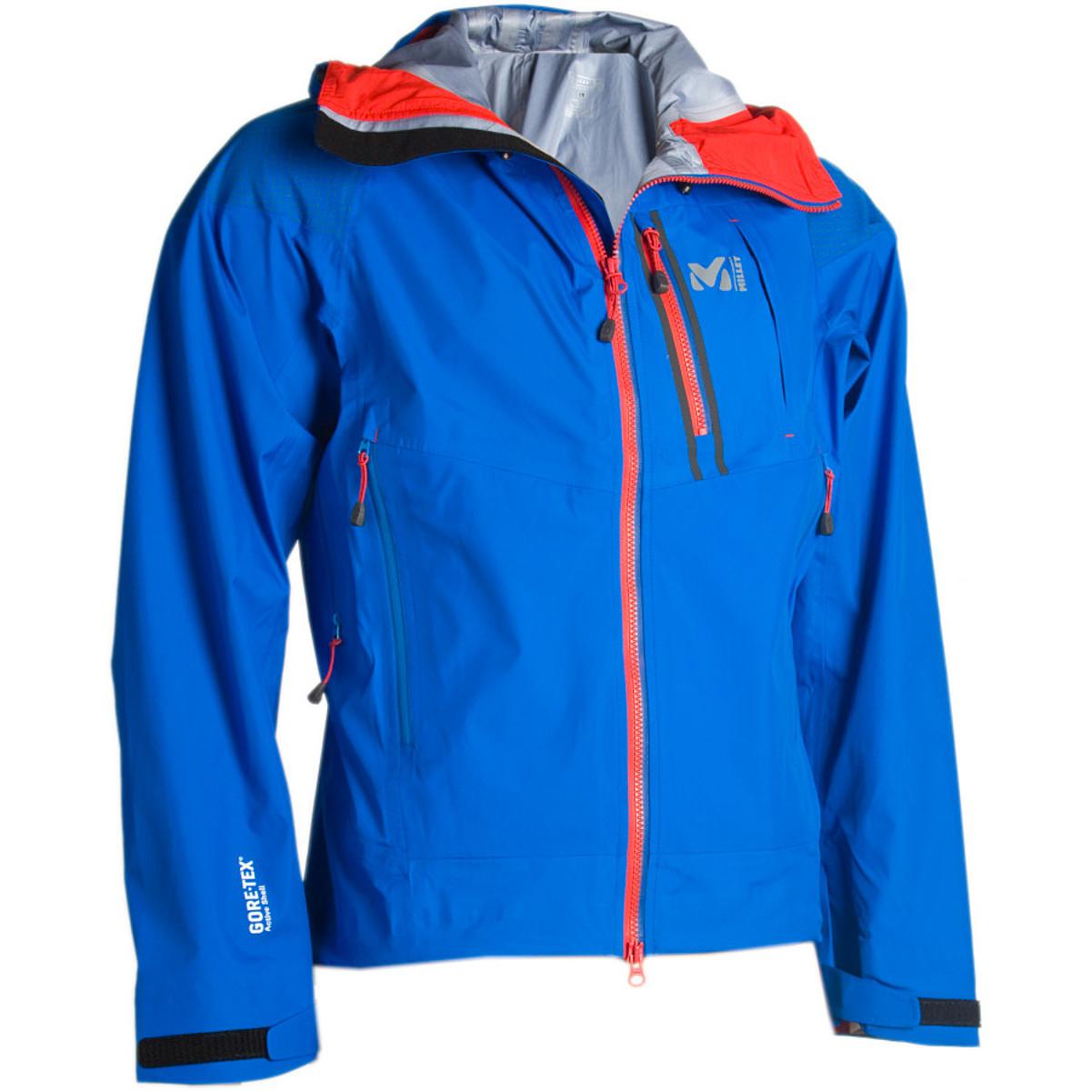 photo: Millet Trilogy GTX Jacket waterproof jacket