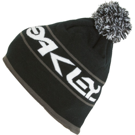 photo: Oakley Retro Bon Bon Beanie winter hat