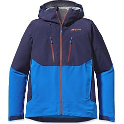 photo: Patagonia Mixed Guide Hoody soft shell jacket