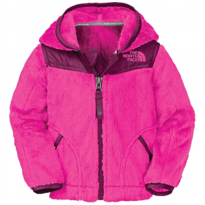 photo: The North Face Kids' Oso Hoodie fleece jacket