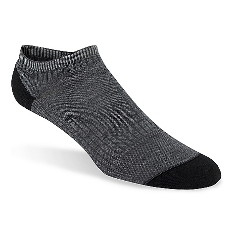 photo: Wigwam Rebel Fusion No-Show Sock running sock