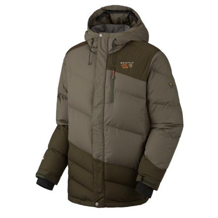 photo: Mountain Hardwear Downhill Parka snowsport jacket