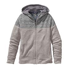 photo: Patagonia Better Sweater Icelandic Hoody fleece jacket