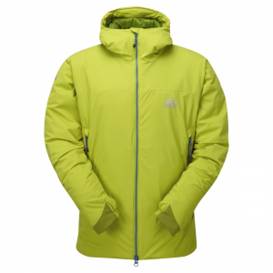 photo: Mountain Equipment Bastion Jacket synthetic insulated jacket