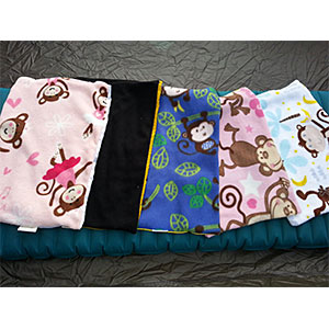 HikeBikeDale Monkey Pillow Case