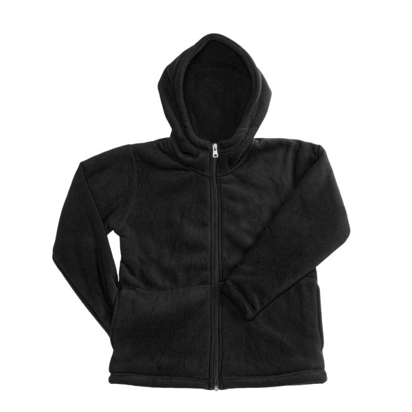 photo: White Sierra Boys' Chunky Jacket fleece jacket