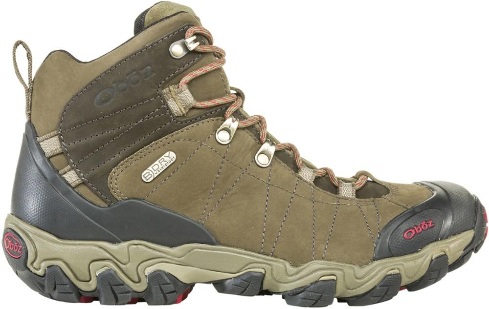 photo: Oboz Men's Bridger Mid Waterproof hiking boot