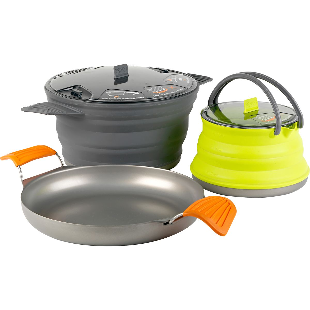 photo: Sea to Summit X-Set 32 cookware