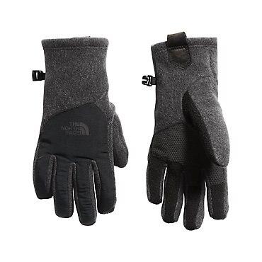 photo: The North Face Women's Denali Etip Glove fleece glove/mitten