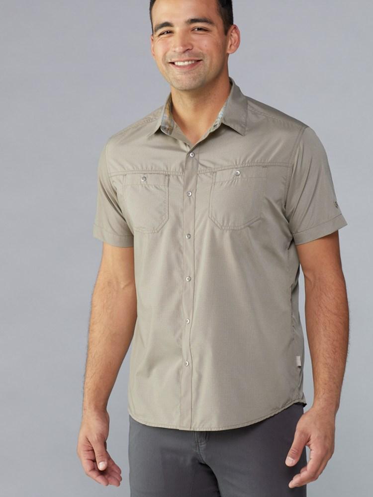 photo: Kühl Stealth Shirt hiking shirt