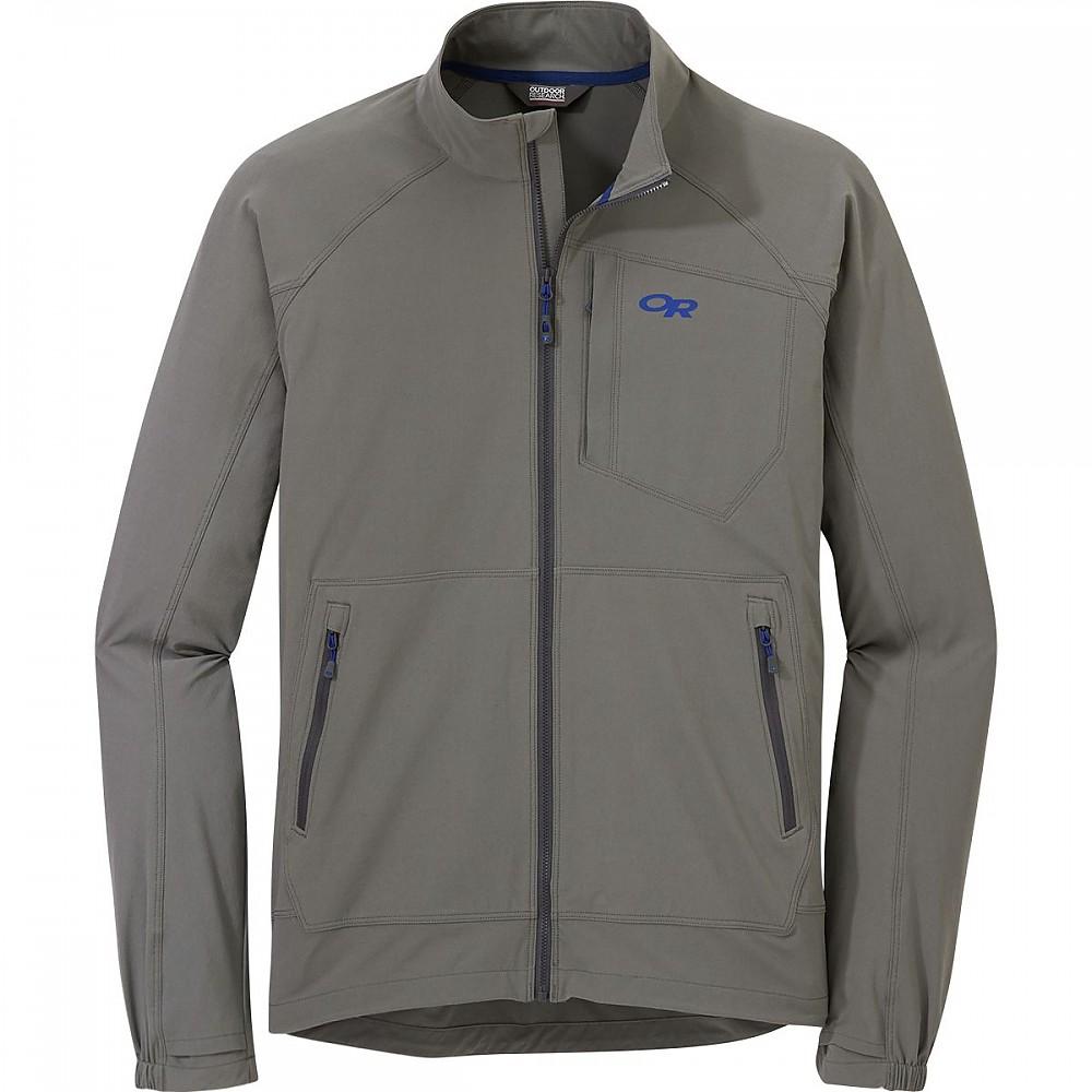 photo: Outdoor Research Ferrosi Jacket soft shell jacket