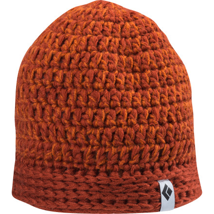 photo: Black Diamond Whitney Beanie winter hat