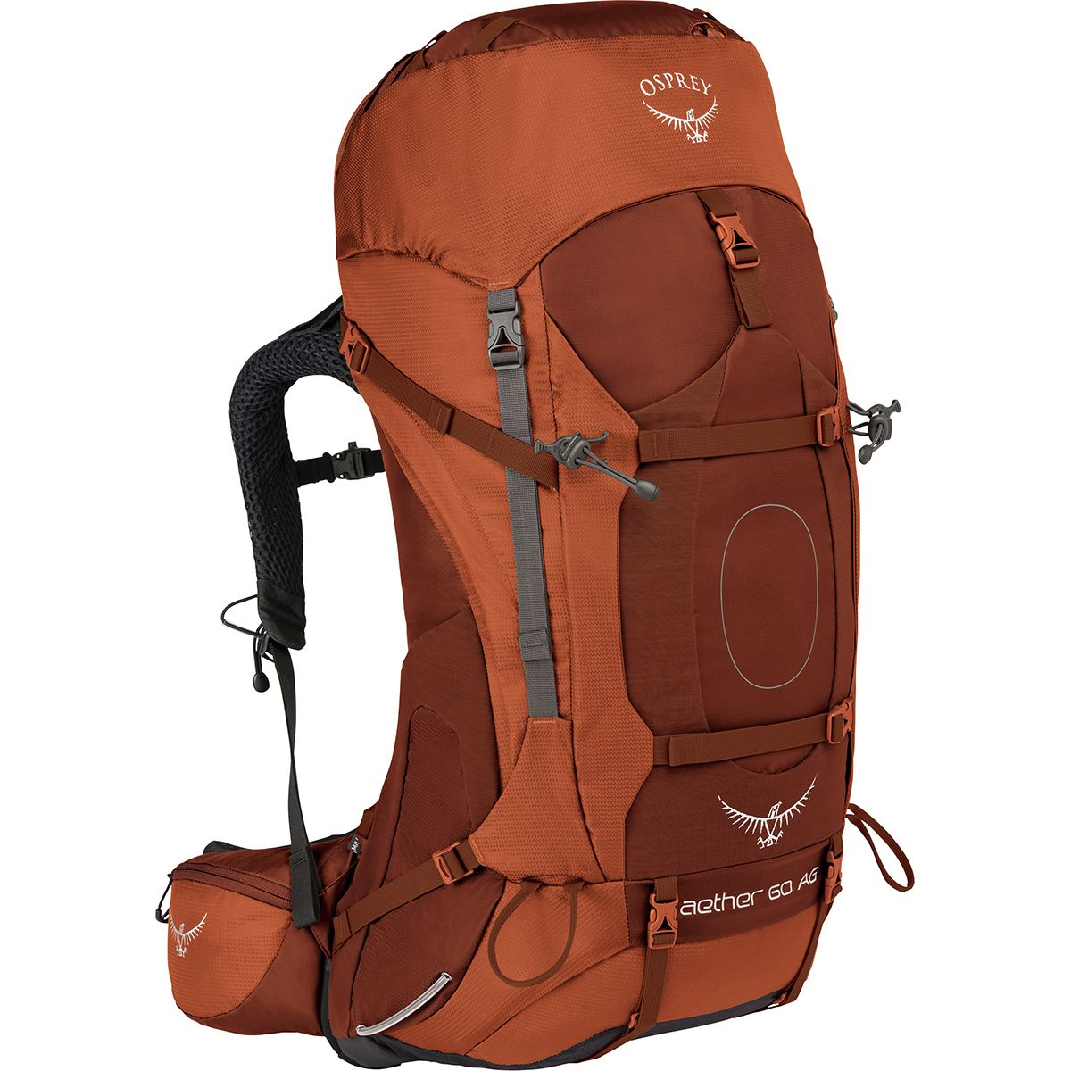 photo: Osprey Aether AG 60 weekend pack (50-69l)