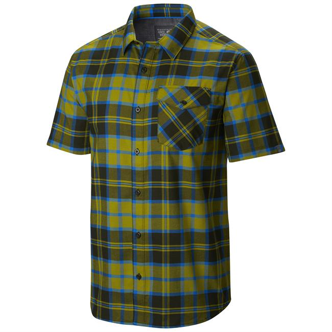 photo: Mountain Hardwear Drummond Short Sleeve Shirt hiking shirt