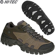 photo: Hi-Tec Men's Banshee Low trail shoe