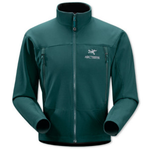 photo: Arc'teryx Gamma AR Jacket soft shell jacket