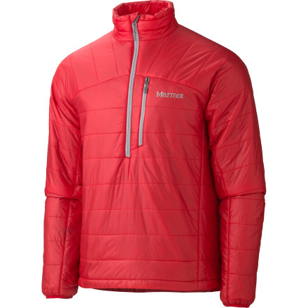 photo: Marmot Solaris 1/2 Zip synthetic insulated jacket