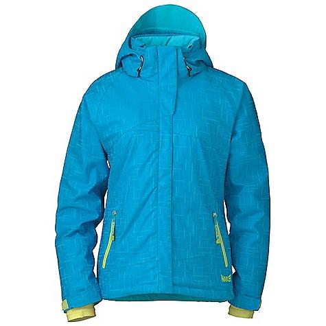 photo: Marker Carlee Patite Jacket waterproof jacket