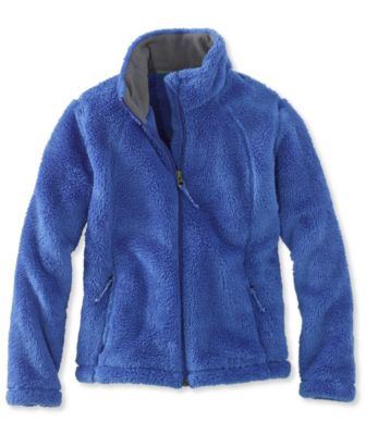 L.L.Bean High-Pile Fleece