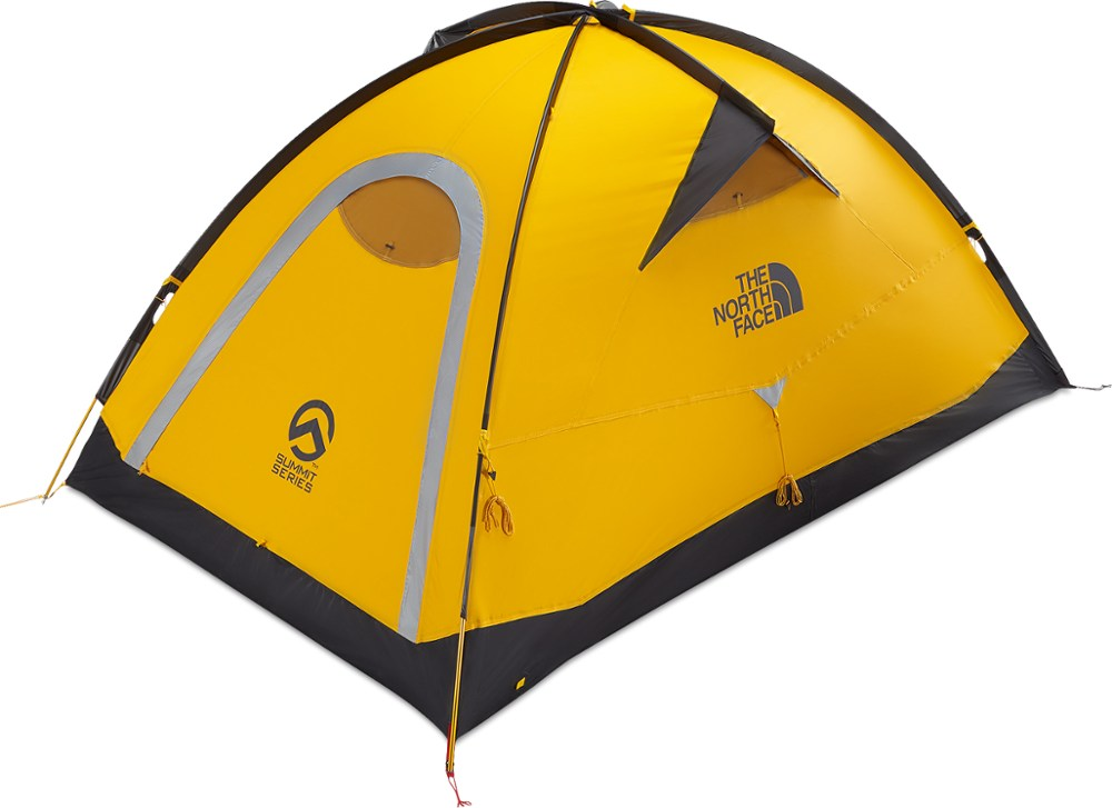 photo: The North Face Assault 3 four-season tent