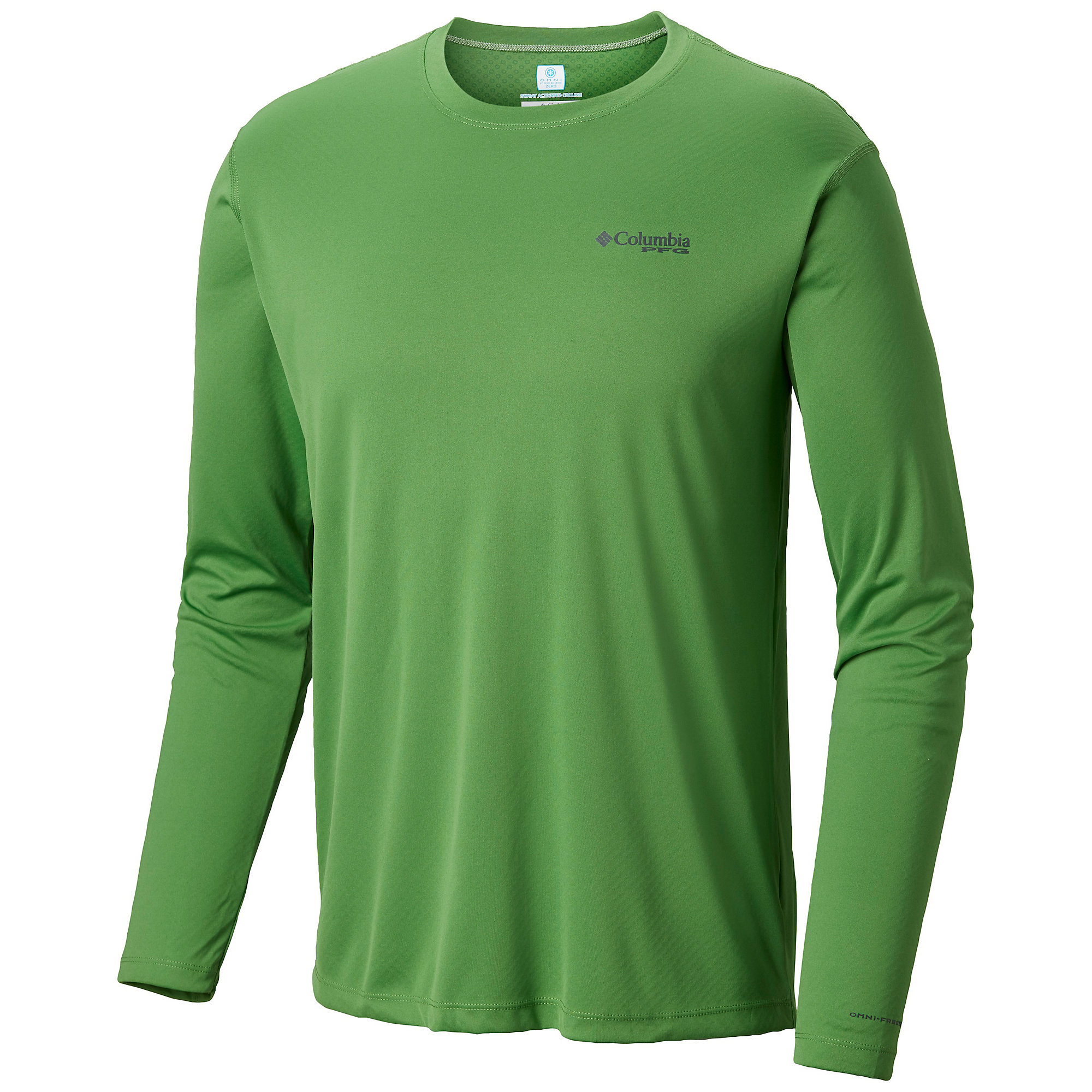 photo: Columbia PFG Zero Rules Long Sleeve Shirt long sleeve performance top