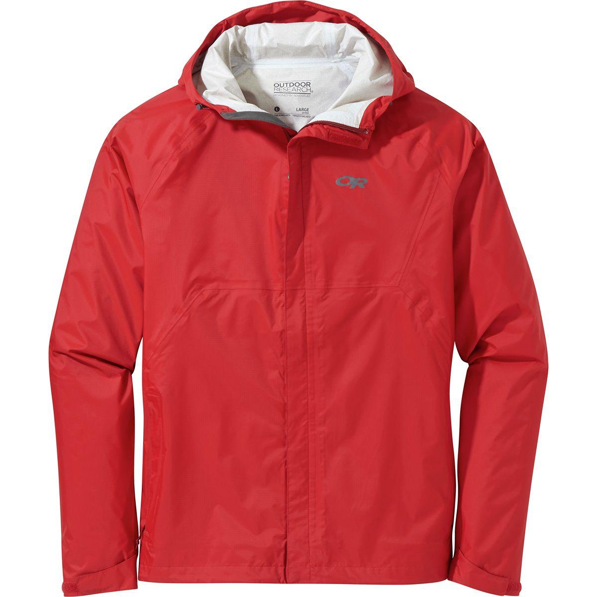 photo: Outdoor Research Apollo Rain Jacket waterproof jacket