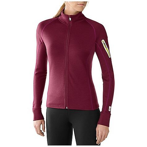 photo: Smartwool Women's MerinoMax Full Zip wool jacket